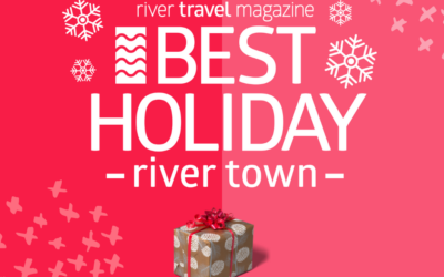 """River Travel Magazine's """"Best Holiday River Town Contest"""" Goes National"""
