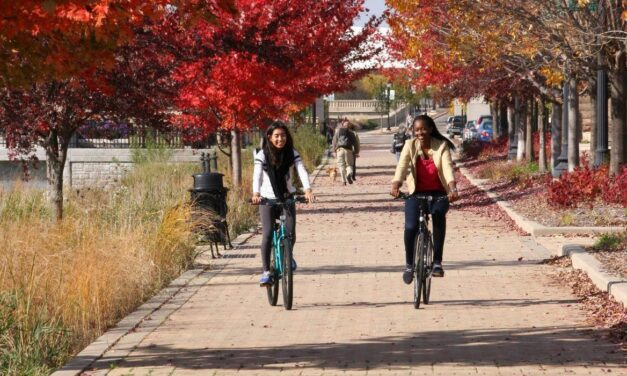 Bicycle Trails in the Fox River Valley!