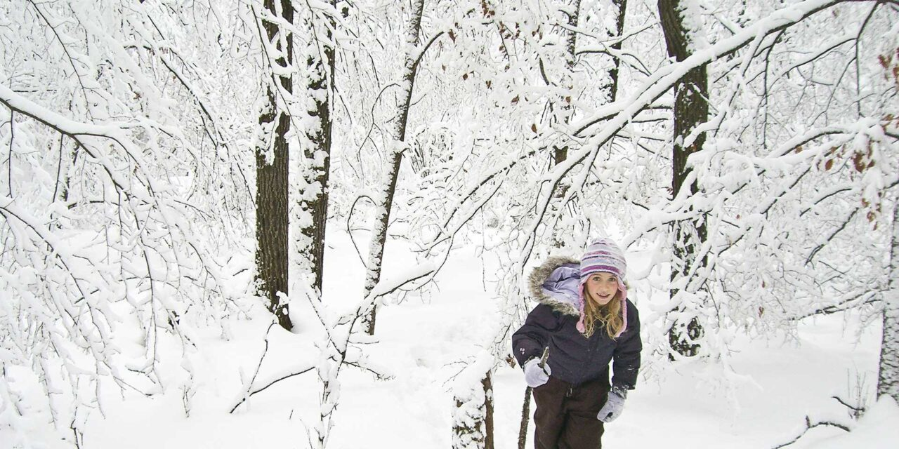 Winter Road Trip: Little Falls Invites You To Get Outside!