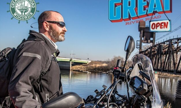 Wisconsin Great River Road Announces All American Road Designation