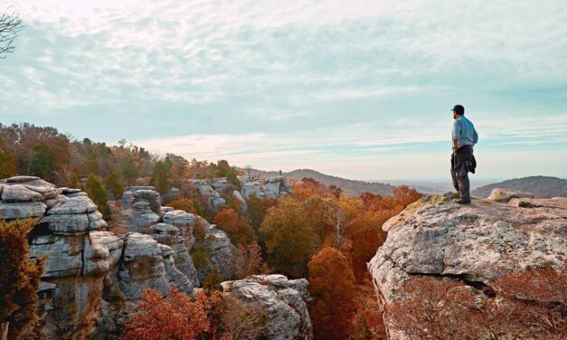 Illinois: 5 Places To Go In The Ohio River Valley For Outdoor Adventure!