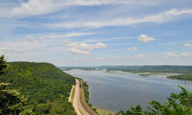 Enjoy Majestic Views and River Town History along Minnesota's Great River Road!
