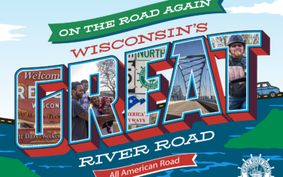 """Wisconsin Mississippi River Parkway Commission Kicks Off """"Welcome Back to Wisconsin's Great River Road – On the Road Again"""""""