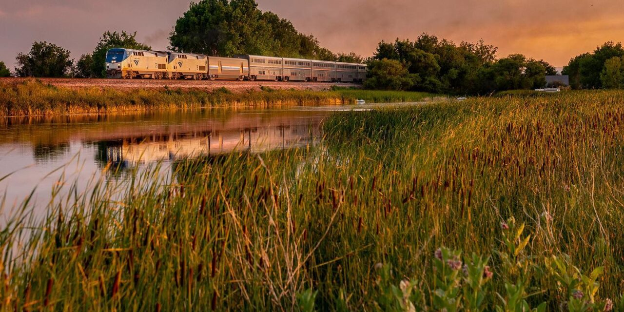 Best Scenic Train Rides Along National Rivers