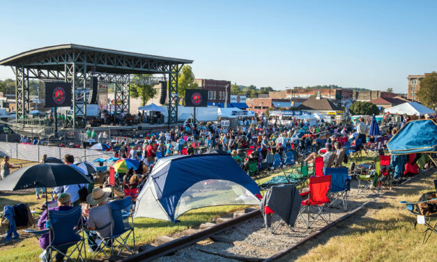 King Biscuit's 35th Blues Festival In Helena, AR