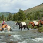 Best Montana Ranch Experiences Near The Yellowstone River Valley