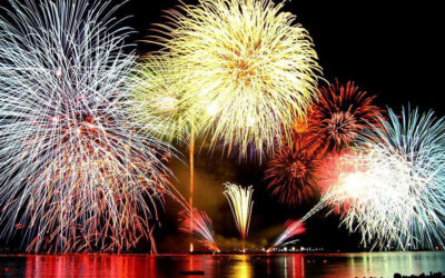 5 Of The Best 4th of July Fireworks Celebrations On Rivers