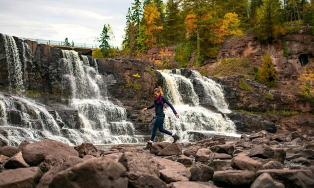 Fall in Northern Minnesota! Scenic Fall Color Drives and Overlooks on the North Shore!