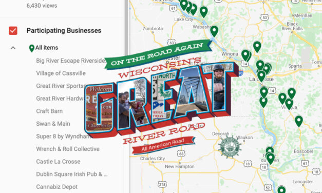 The Wisconsin Great River Road Releases Discount Program for Visitors Along the Newly Designated All American Road