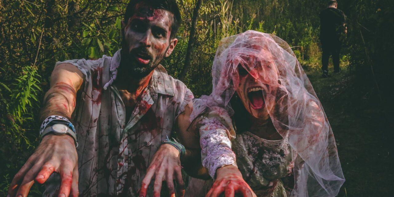 Best Halloween Zombie Runs Near Rivers