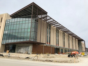Austin Community College under construction in Leander
