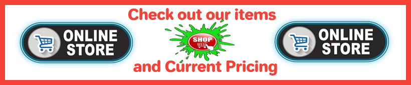 Online Store Shopping at Wave Pool and Grill
