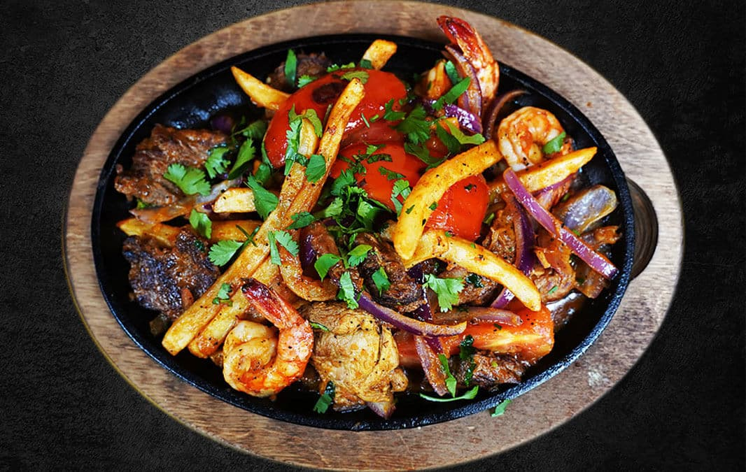 Salvadoran flavors with a modern flare