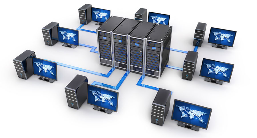 network computer work stations