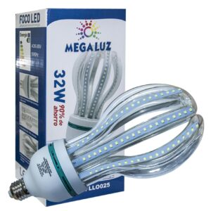 Foco LED 32W tipo Pulpo