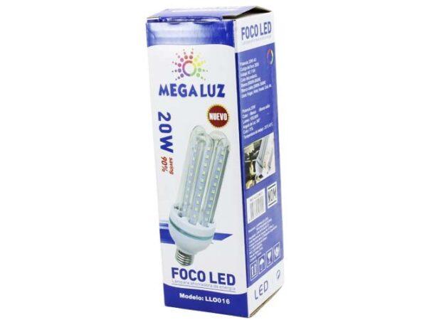 Foco LED 20W tipo Barra