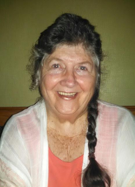 Sunday Speaker, Reverend Sally Perry