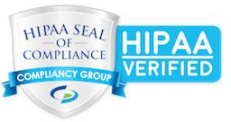 HIPAA Seal of Compliance, HIPAA Verified