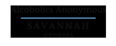 Savannah Alcoholics Anonymous