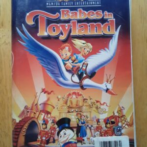 Babes in Toyland VHS TAPE