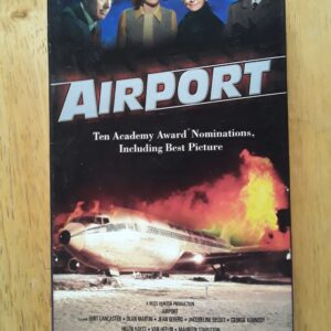 Airport vhs tape