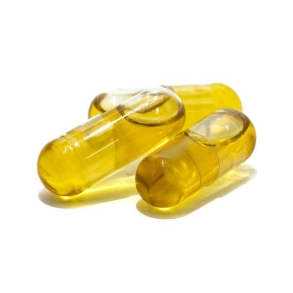 THC Capsules and Pills