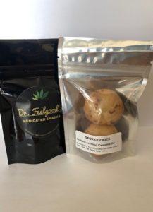 Dr Feelgood Cookies