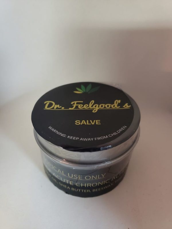 Dr Feelgood's Salve Mountain Greenery - Best Weed Delivery Service Dispensary Dispensery - Same Day Hamilton Ontario Cannabi