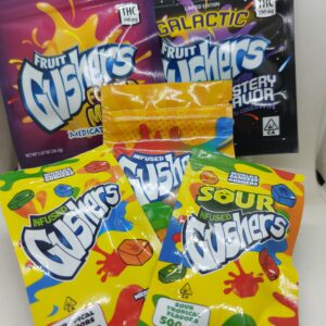 Gushers Candy Edibles - Hamilton Weed Delivery