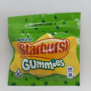 Starburst Gummies Candy Edibles - Hamilton Weed Delivery