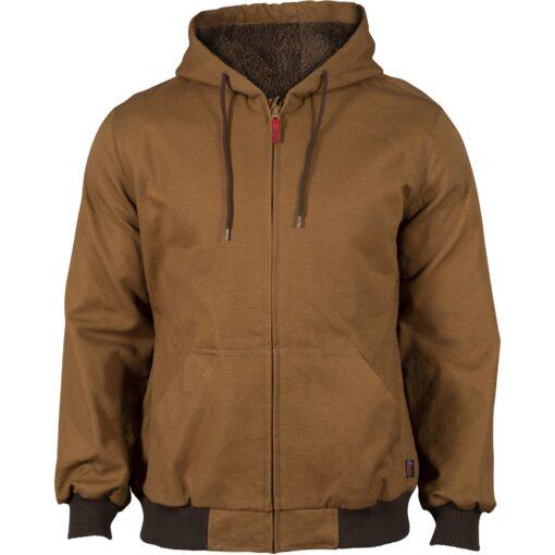 tan rocky chore jacket