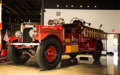 Bellflower Spotlight: The Los Angeles County Fire Museum
