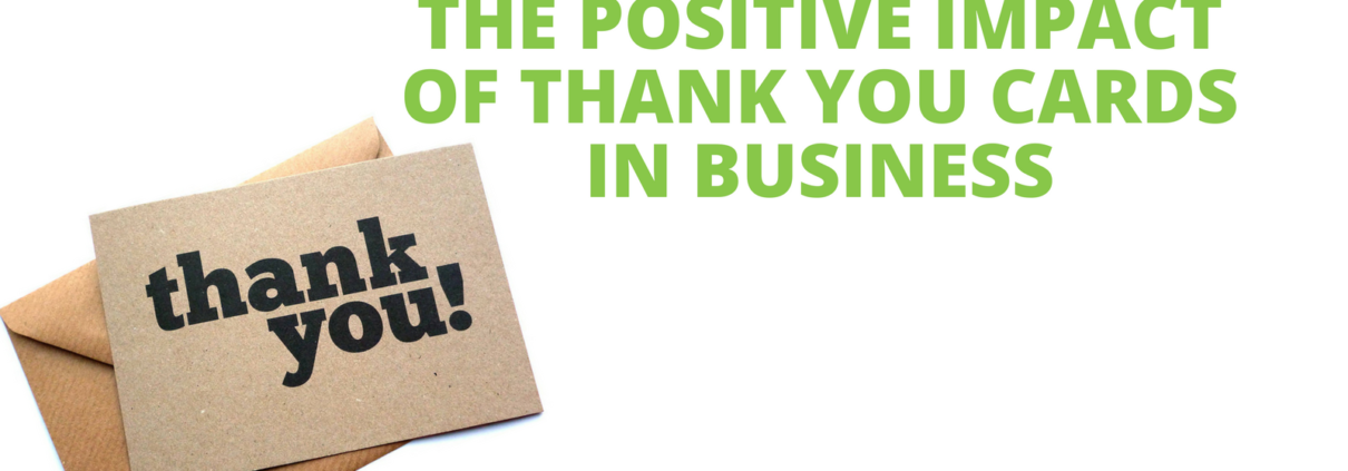 thank you cards for business, business thank you cards