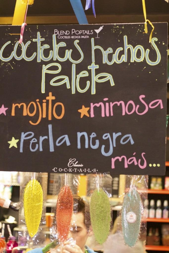 Cores no Mercado Roma