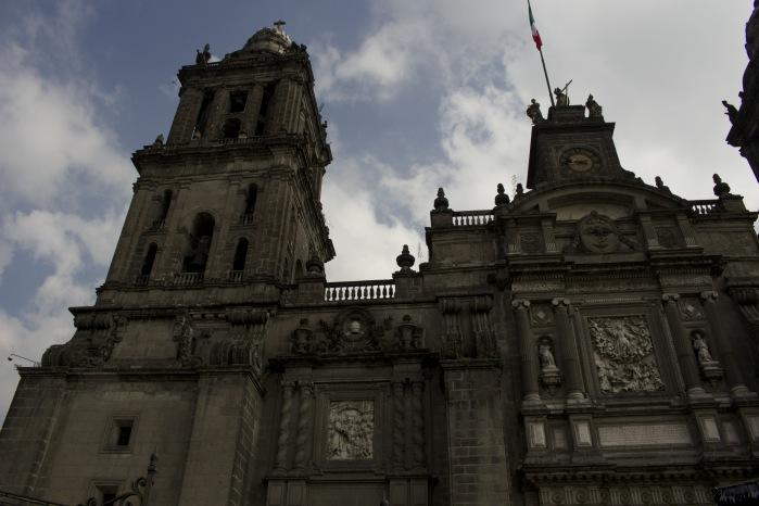 Catedral Metropolitana Mexico