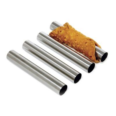 Cilindro inox - molde para cannoli