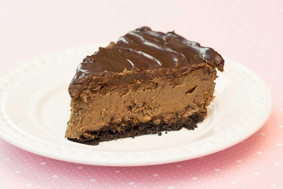 Torta 3 Chocolates