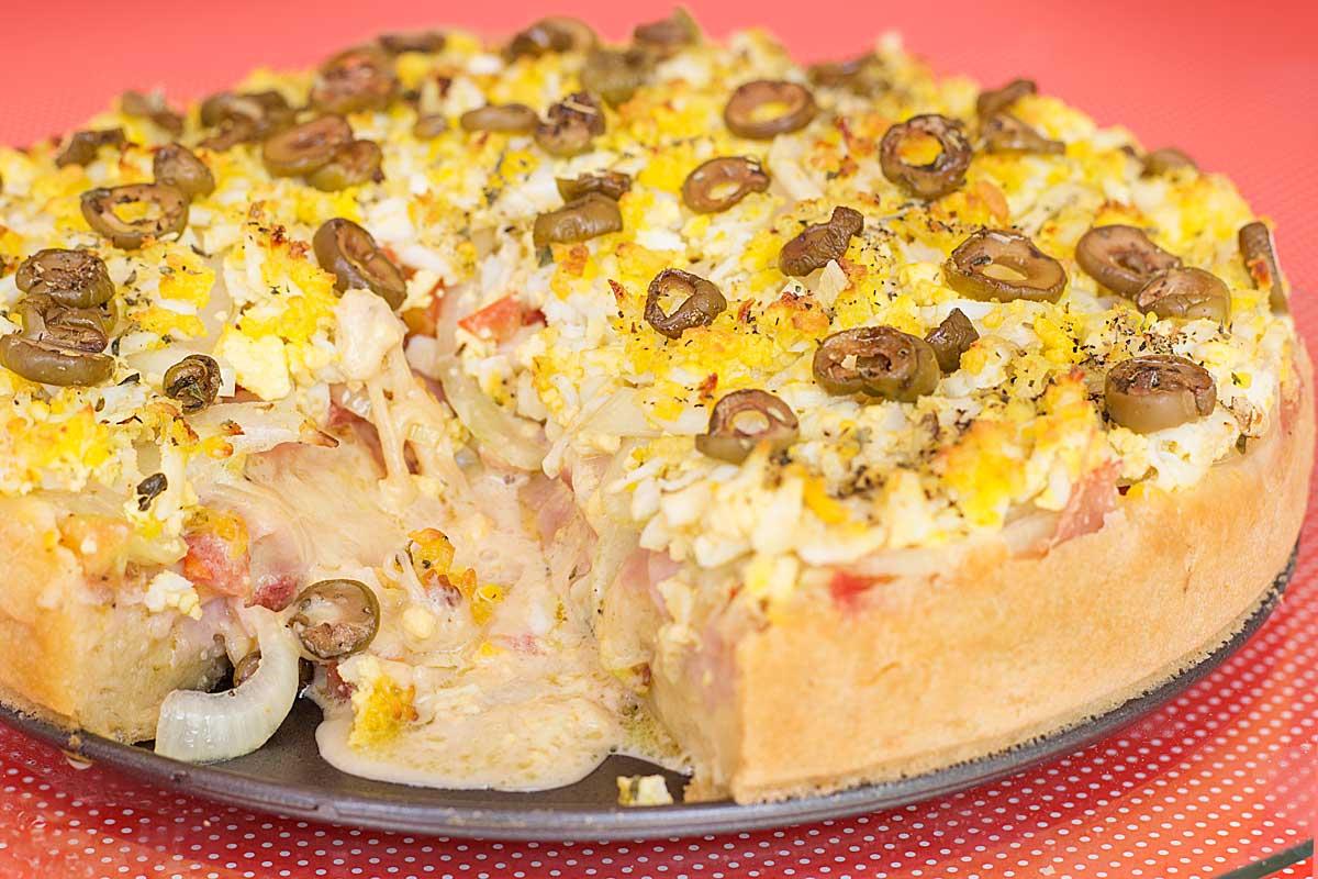Torta Pizza Portuguesa