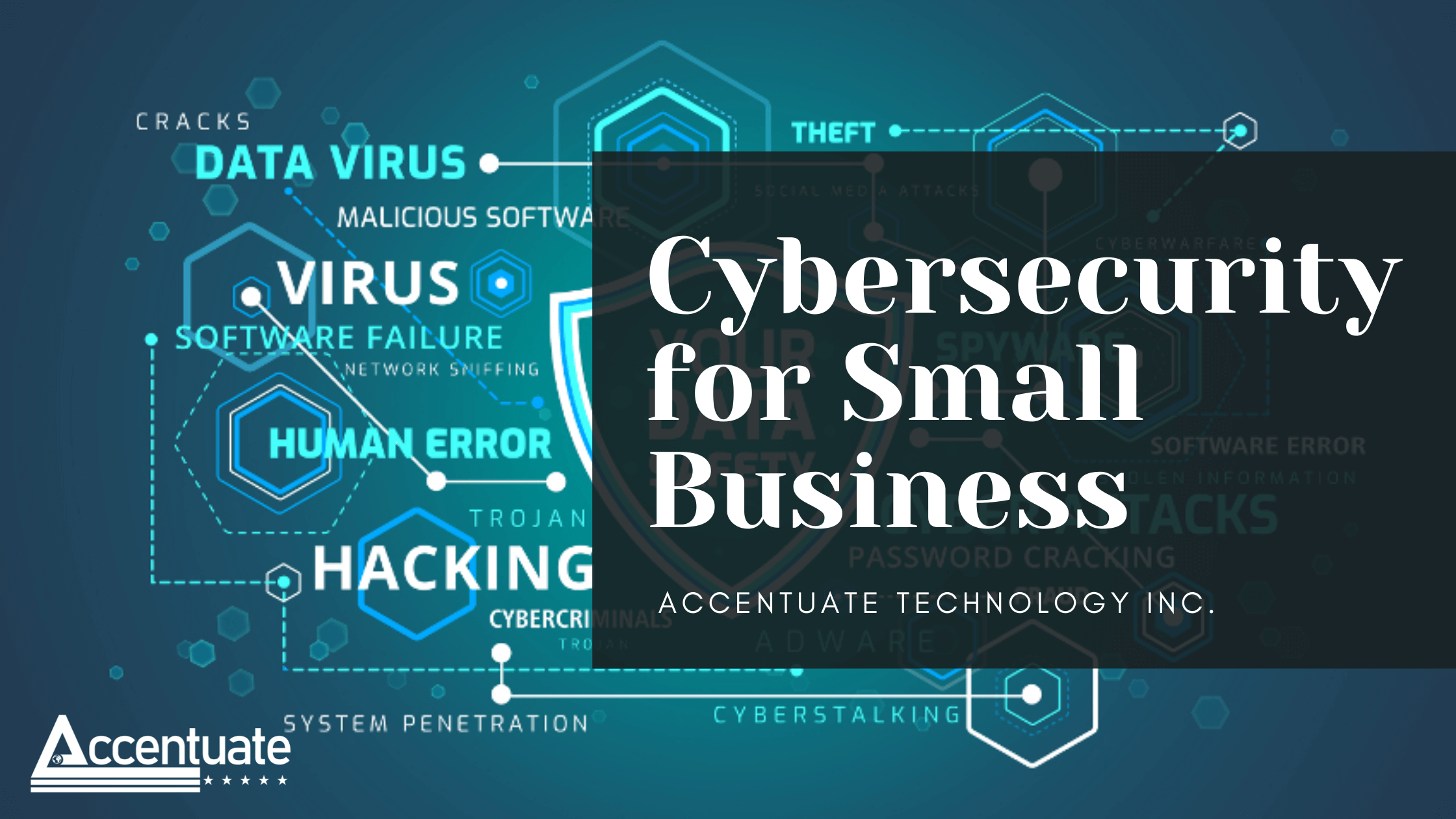 Cybersecurity for Small Business