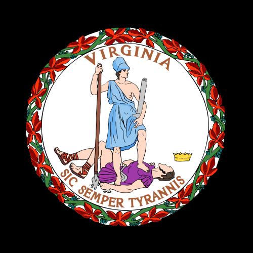 State of Virginia, City of Chesapeake logo