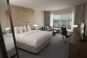 King Guest Suite, Intercontinental Hotel Toronto Centre