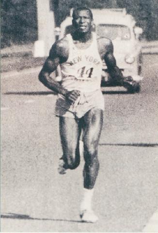 Ted Corbitt Running From London to Brighton
