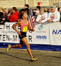 Alisa Harvey Running