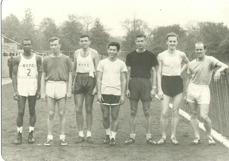 New York Pioneer Team 1957