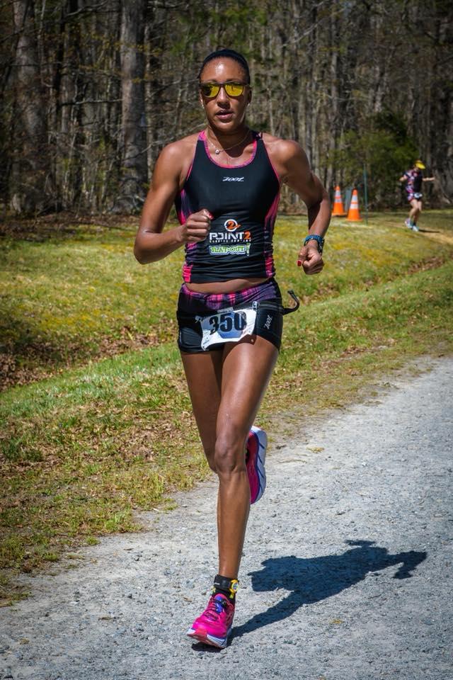 Sika Henry Running a Marathon