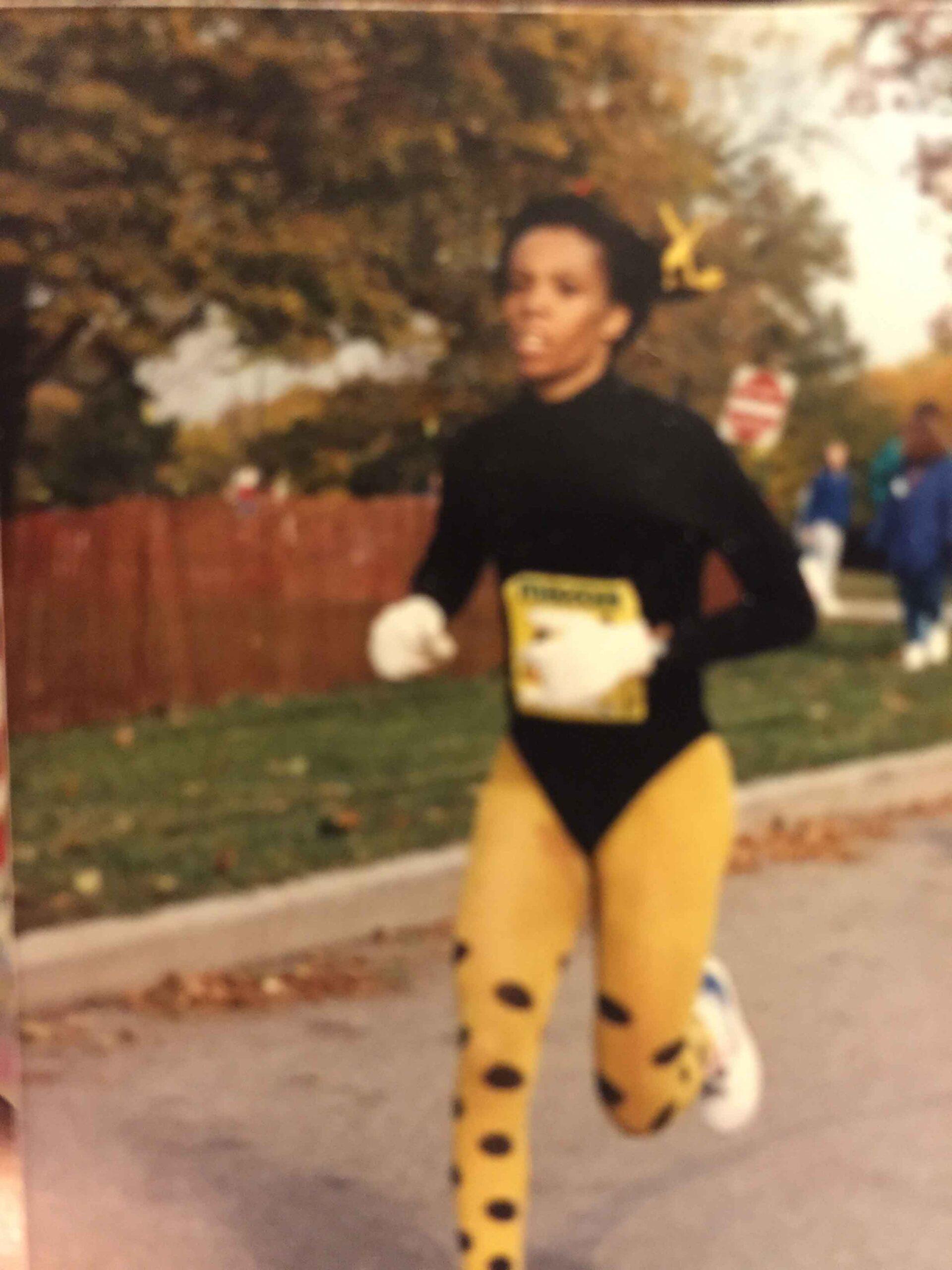 Ella Willis Running
