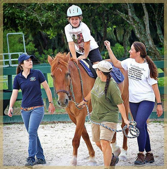 How Adaptive Horseback Riding Helps Trauma, Injury and Disabilities