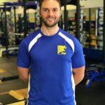 AARON RUNNER personal trainer bio pic