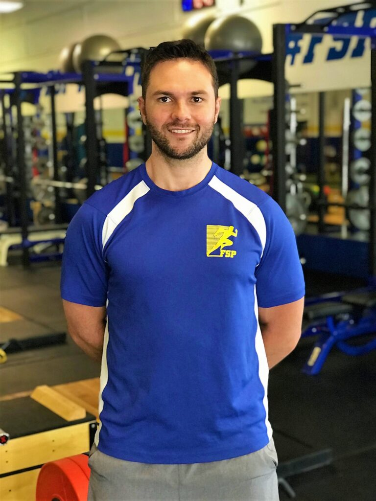 AARON RUNNER personal trainer