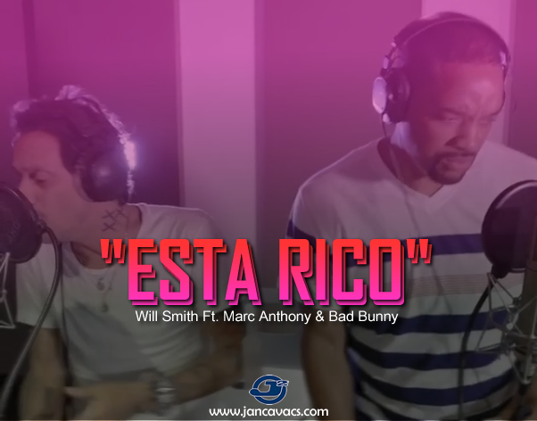 Will Smith ft. Marc Anthony & Bad Bunny
